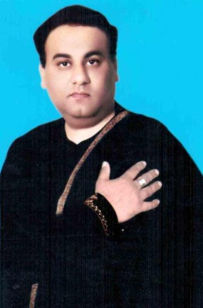 Grandson of Ustad Bade Ghulam Ali Khan